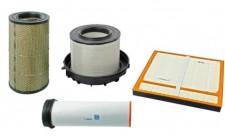 Luftfilter für LKW und Bus von Diesel Technic