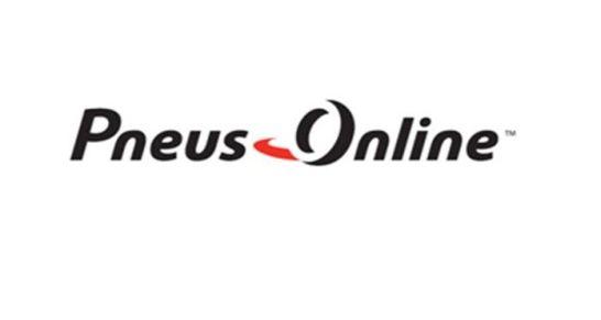 Pneus online Logo