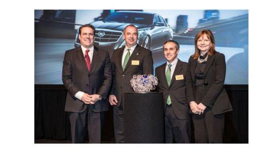 Mann+Hummel Lieferant des Jahres von General Motors geehrt