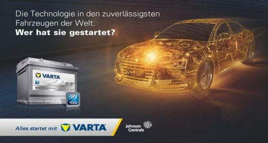 Johnson Controls - Varta