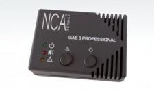 Optimal für kleine Caravans oder Reisemobile: das Messgerät GAS 3 PROFESSIONAL. Mit zwei Sensoren und zwei Alarmstufen ausgestattet, erkennt es sowohl Flüssiggas, Betäubungsgas als auch Kohlenmonoxid