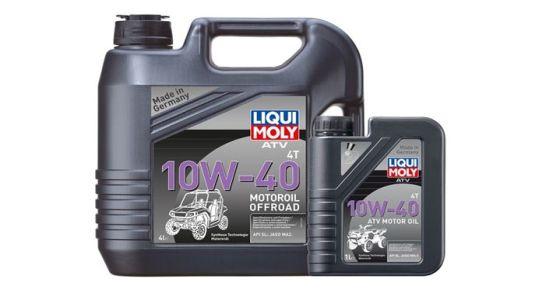 Liqui Moly Motoröl ATV 10W-40