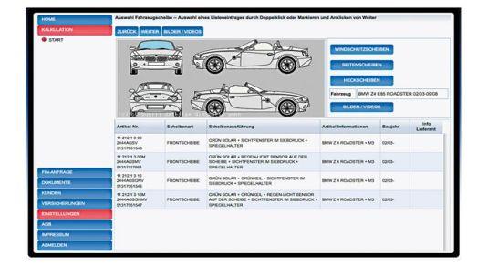 Liqui Moly Autoglas Information