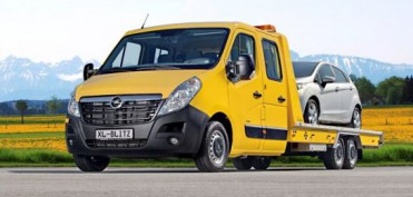 Blitzlader Opel Movano