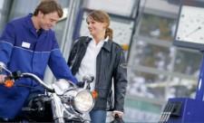 Hauptuntersuchung Motorrad