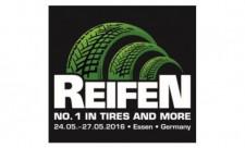 Reifenmesse Essen 2016 Logo