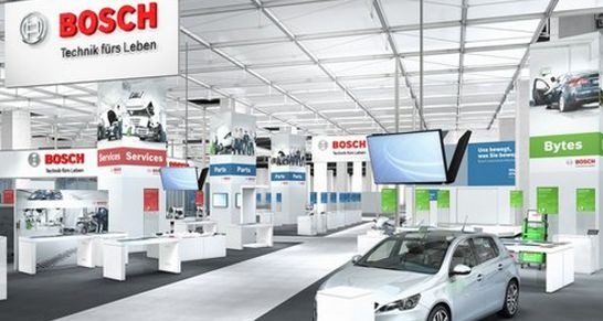 Bosch Automechanika