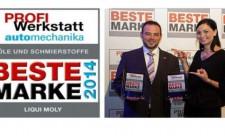Liqui Moly Beste Marke 2014