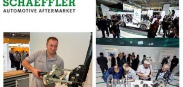 Schaeffler aftermarket Automechanika 2014
