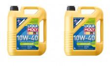 Liqui Moly recycletes Motoröl 10W-40