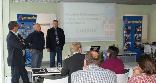 Premio Autoservice Tagung Schweiz