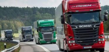SKF Aufträge von Scania