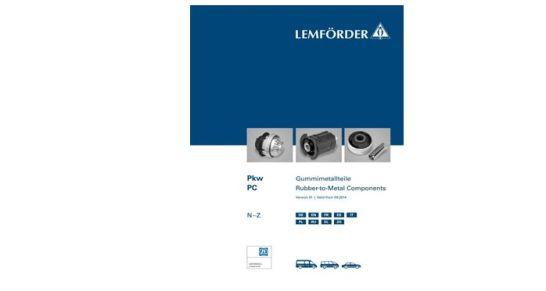 Lemförder Katalog für Gummimetallteile