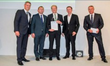 eCarTec Award Powertrain Electronics für ZF