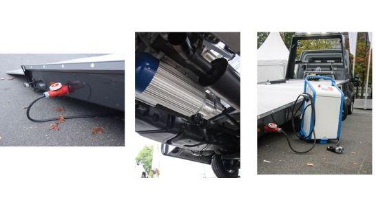 Eder-Transprot-Elektrofahrzeuge