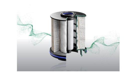Mann+Hummel Kraftstofffilter und Wasserabscheidung