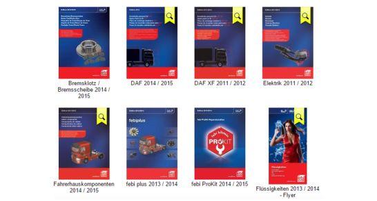 Febi Katalog