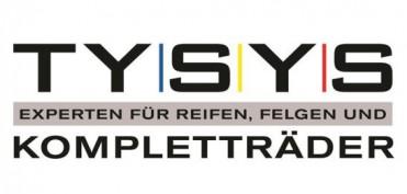 TYSYS Logo Experten für Reifen, Felgen und Kompletträder