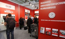 WOW Klima Diagnose auf der Automechanika 2014