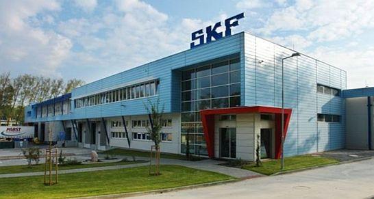 SKF Werk in Tschechien
