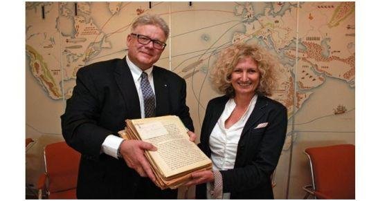 ZF Eckener Dokumente