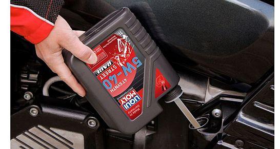 Liqui Moly Motoröl Anwendung