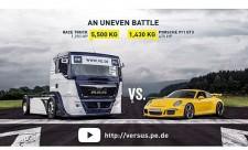 PE Bremsduell - Renntuck gegen Porsche