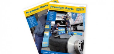 Europart Premium Parts Broschüre