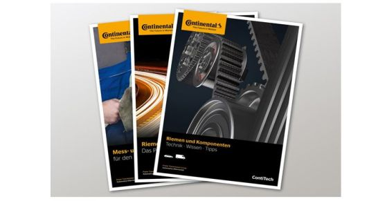 Contitech Katalog für Automotive Aftermarket