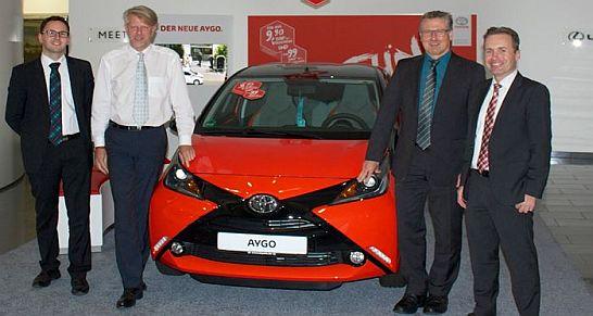 tysy und Toyota