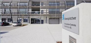 Eberspächer Controls in Landau. Neuer Standort für Fahrzeugelektronik