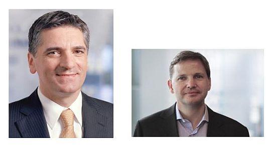 Knorr-Bremse Vorstand: Michael Buscher und Klaus Deller