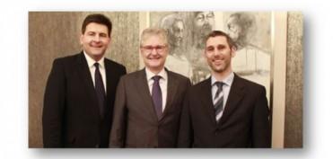 BPW Michael Pfeifer und Markus Steffens Adete