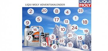 Liqui Moly Adventskalender
