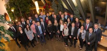 Würth Absolventen der Dualen Hochschule