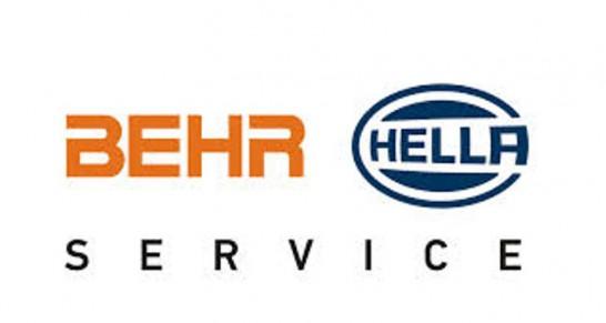 Hella Behr logo