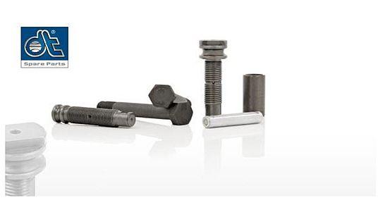 DT_Spare_Parts Federbolzen sind sicherheitsrelevante Bauteile