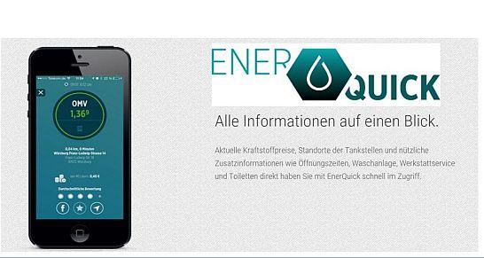 EnerQuick-Tankpreisanstieg Osterfest