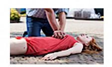 Erste Hilfe bei einem Unfall