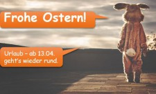 frohe ostern aftermarket update