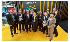 Auszeichnung von Lieferaten ContiTech