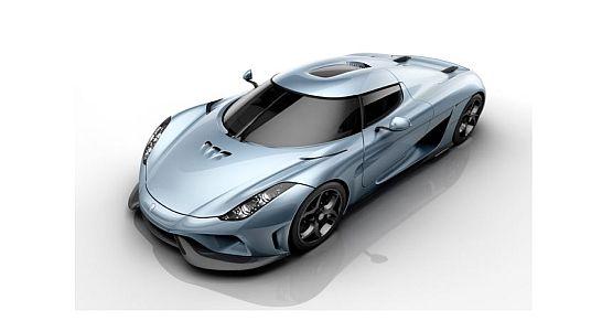 Zusammenarbeit_Koenigsegg Automotive -Regera - SKF