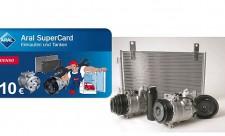 DENSO Kompressor und Kondensator - Aral SuperCard