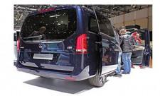 nhängerkupplungen für Mercedes V-Klasse und Vito - Ramrder
