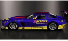Premio Reifen + Autoservice -Nürburgring Mercedes-Benz SLS AMG