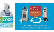 WAECO fahndet nach Klimaservicegerät