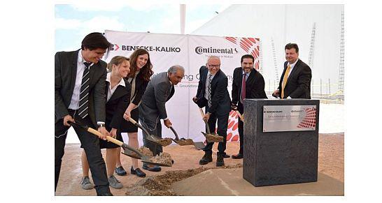 Produktion in Mexiko- ContiTech - Benecke-Kaliko