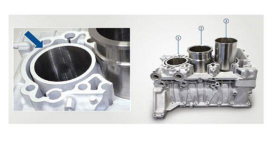 Reparatur von Motorblöcken - KSPG -