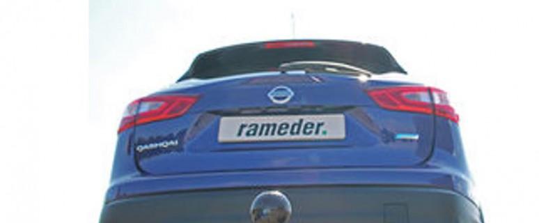 Nissan Qashqai Anhängerkupplung - Rameder