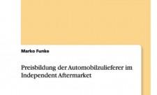 preisbildung im independent aftermarket